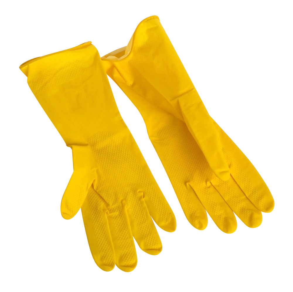 Rękawice gumowe / gospodarcze AKU Kuchcik M