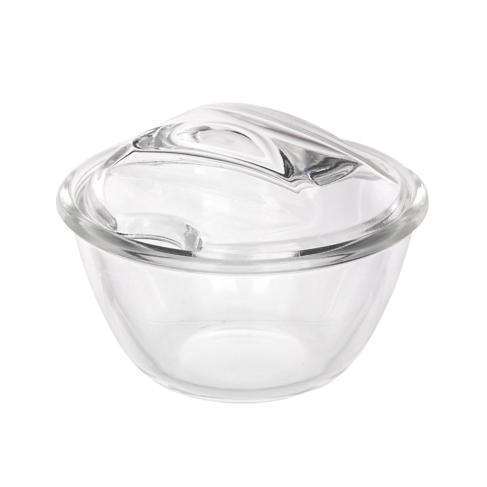Cukiernica szklana Huta Jasło 12 cm