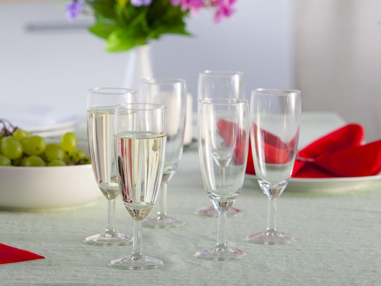 Kieliszki do szampana Royal Leerdam Ballon 150 ml zestaw 6 szt.
