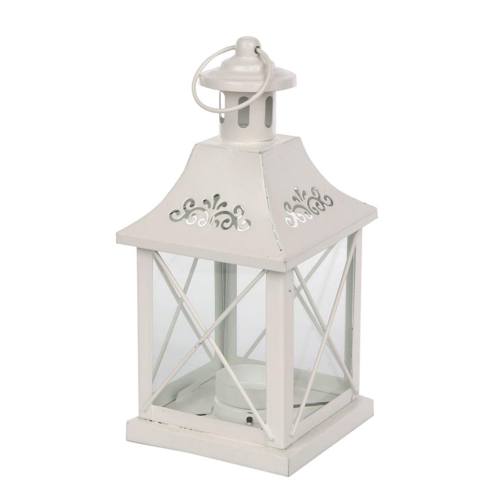 Latarenka metalowa Altom Design 10x20 cm
