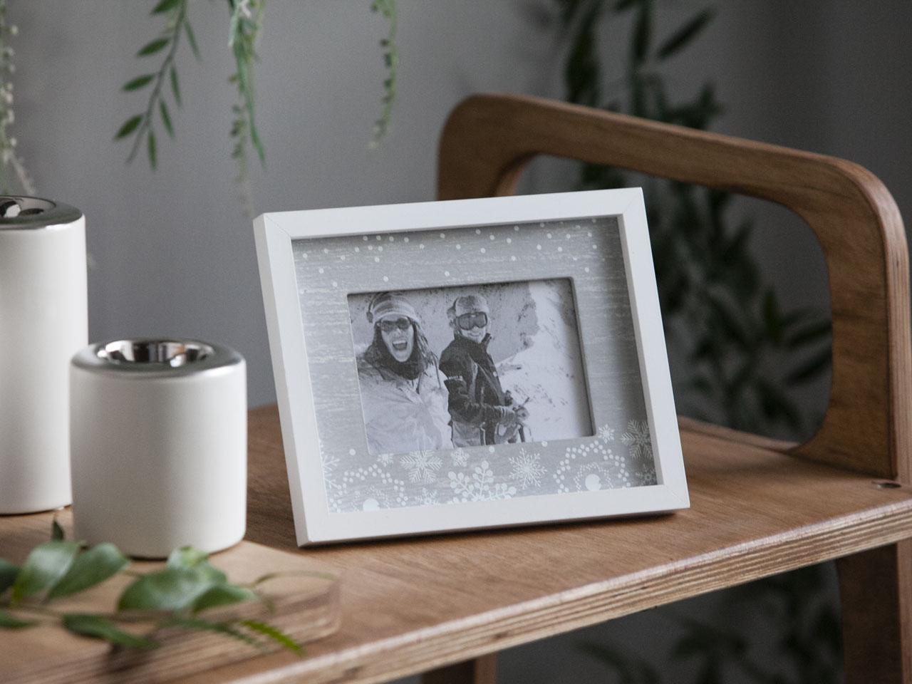 Photo frame20x16x1,5 cm (picture 9x13 cm)