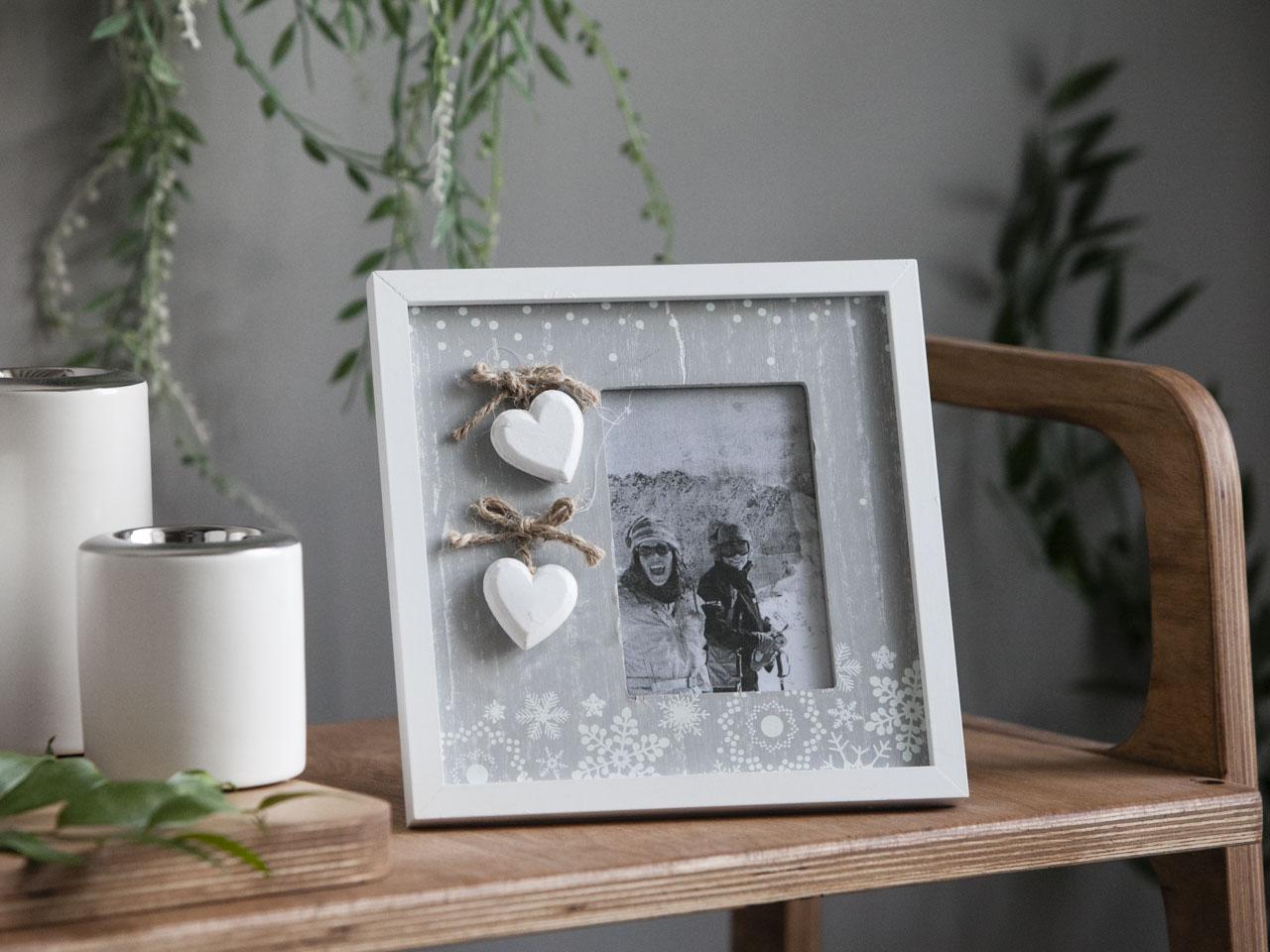 Ramka do zdjęcia stojąca Altom Design Home 21x21x2,5 cm