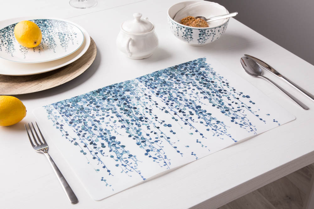 Podkładka / mata stołowa Altom Design Konfetti 43 x 28 cm wzór A