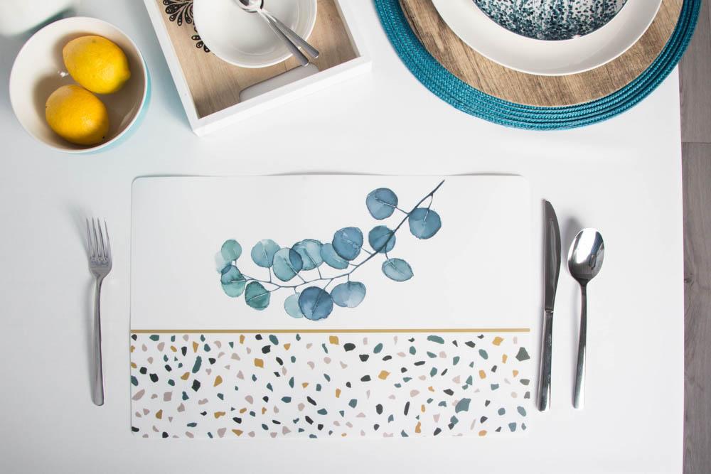 Podkładka / mata stołowa Altom Design Konfetti 43 x 28 cm wzór B