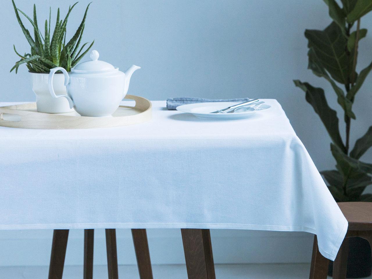 Obrus na stół Altom Design Ecru 110x130 cm
