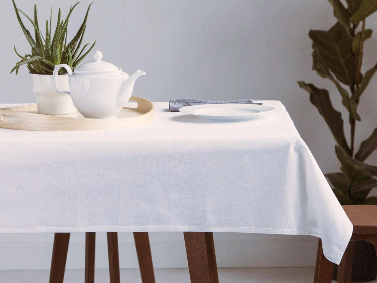 Obrus na stół Altom Design Ecru 140x180 cm