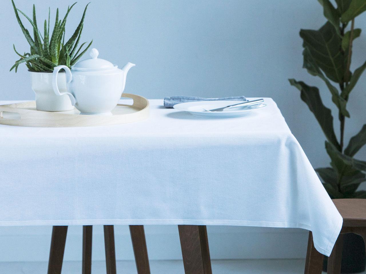 Obrus na stół Altom Design Ecru 160x240 cm