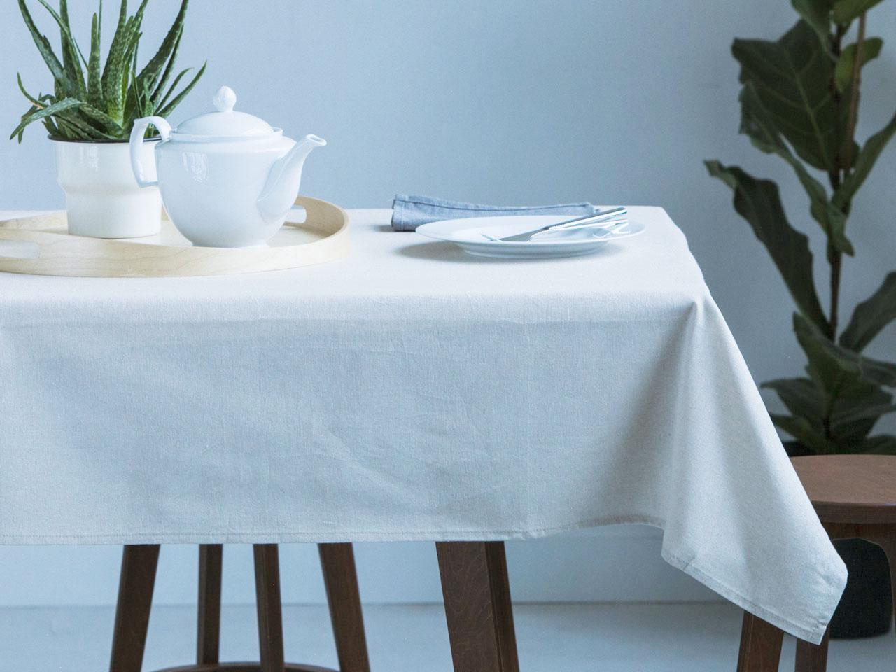Obrus na stół Altom Design Beżowy 130x160 cm