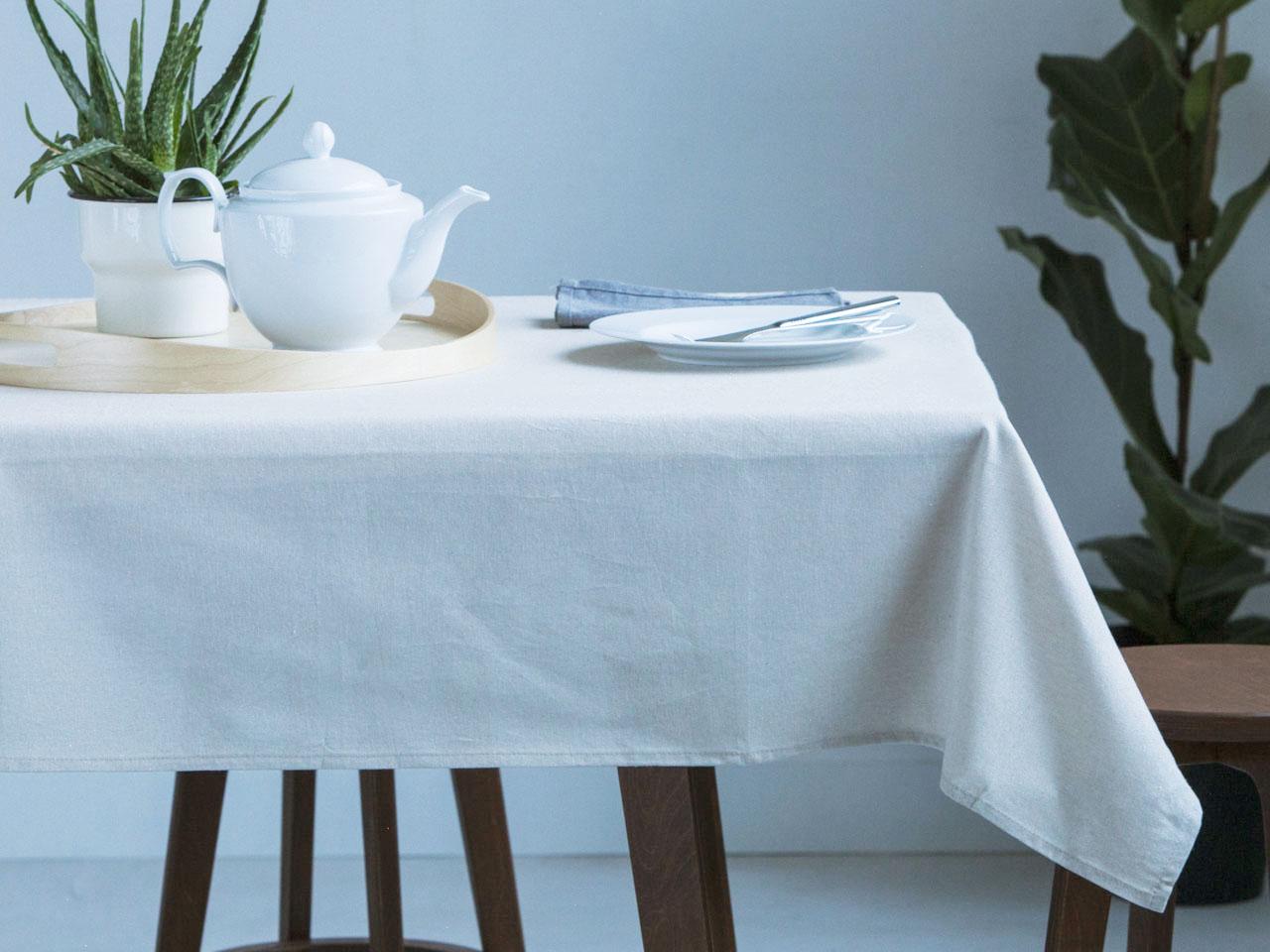 Obrus na stół Altom Design Beżowy 160x240 cm