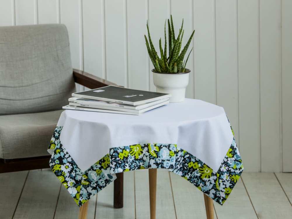 Obrus na stół Altom Design Secret Garden 80x80 cm