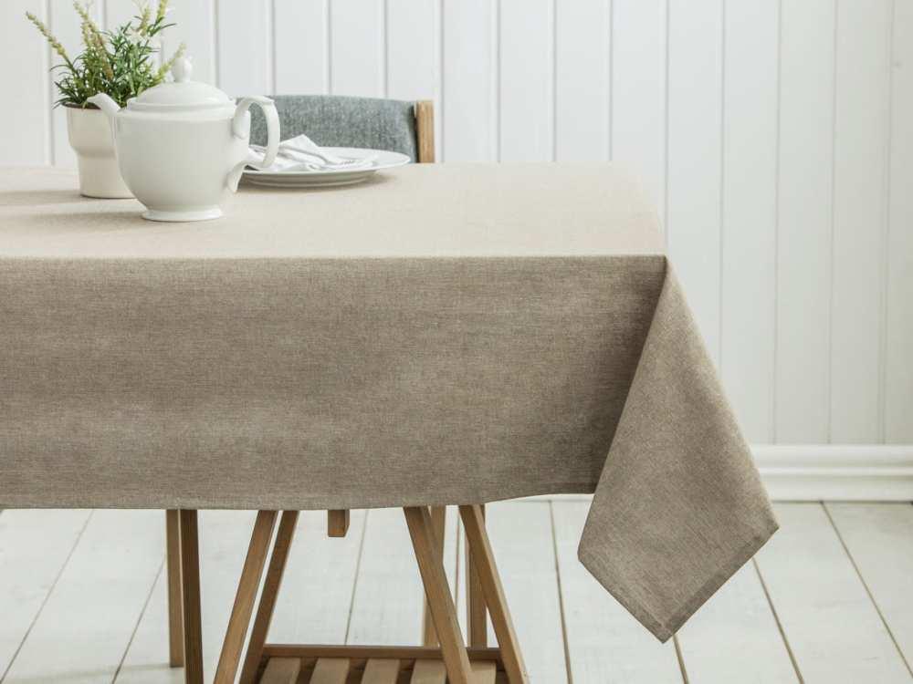 Obrus na stół Altom Design Naturalny 140x180 cm