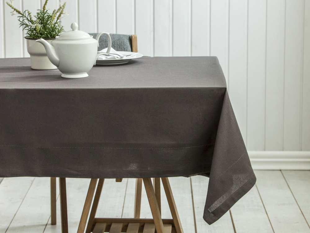 Obrus na stół Altom Design Taupe 110x160 cm
