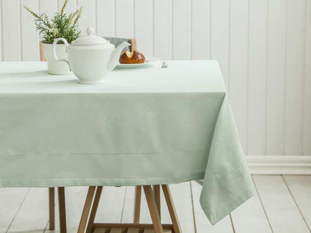 Obrus na stół Altom Design Mięta 160x240 cm