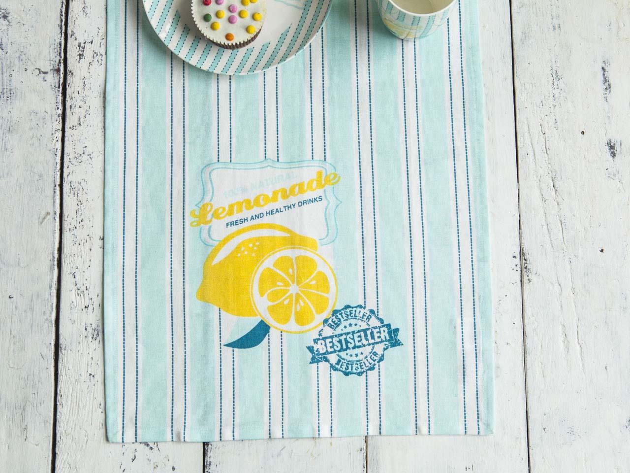 Bieżnik Altom Design Lemoniada 40x140 cm
