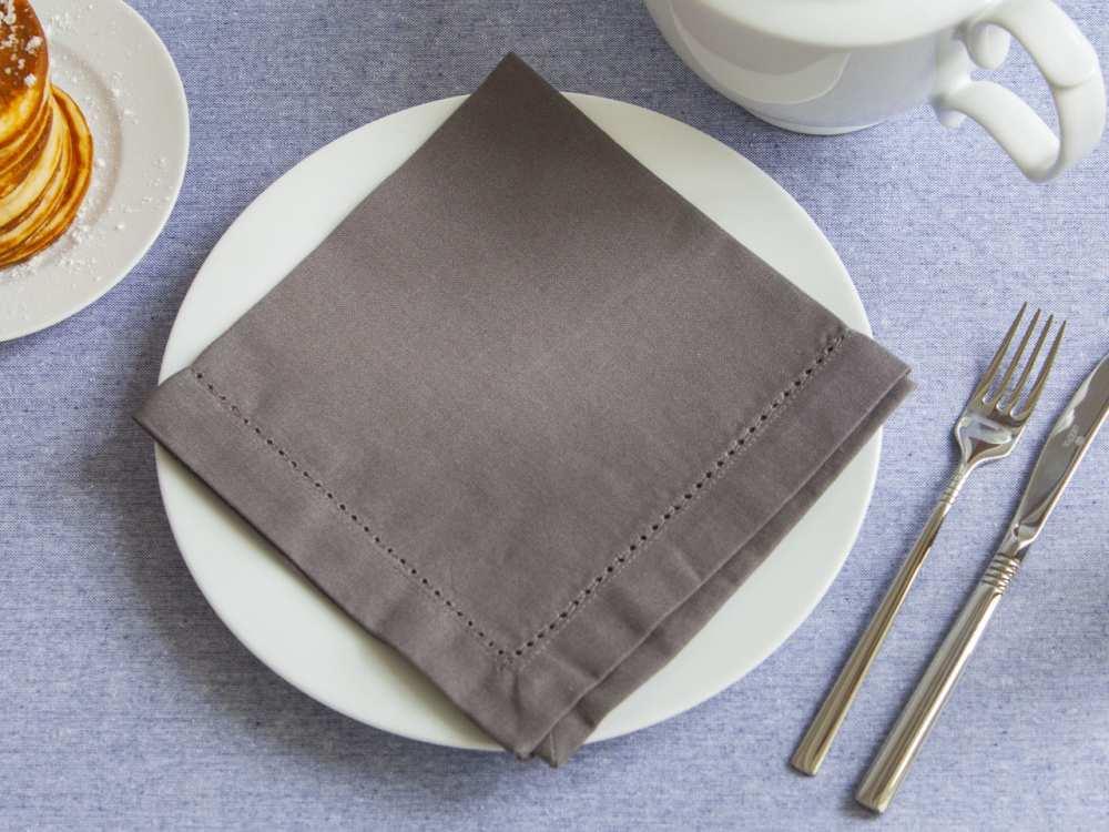 Serwetka / Serweta na stół Altom Design Taupe 40x40 cm