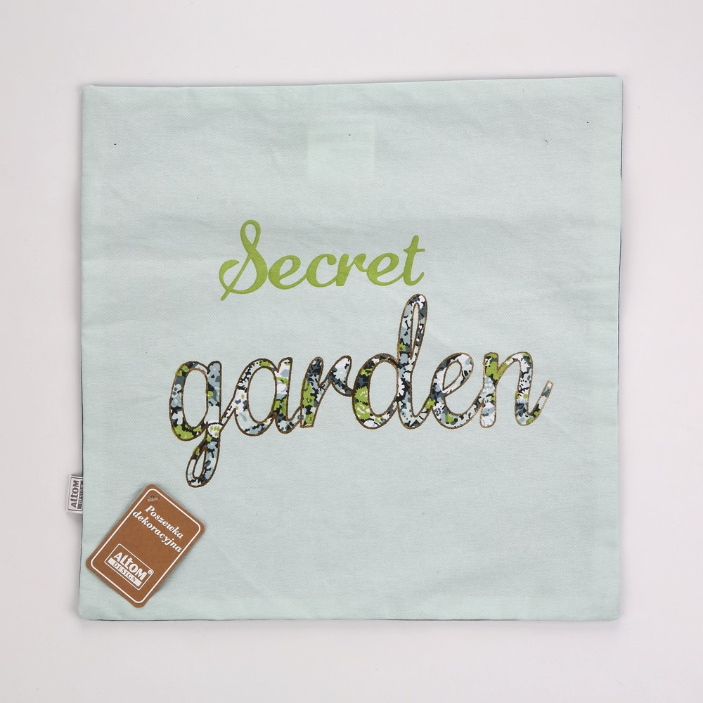 Poszewka na poduszkę Altom Design Secret Garden 40 cm