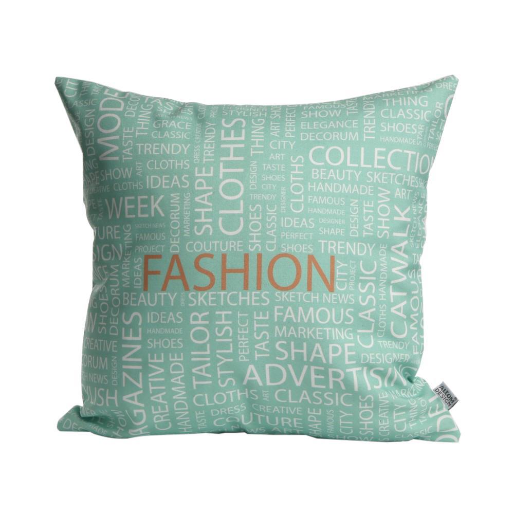 Poszewka na poduszkę dekoracyjna Altom Design Fashion dek. I 40x40 cm