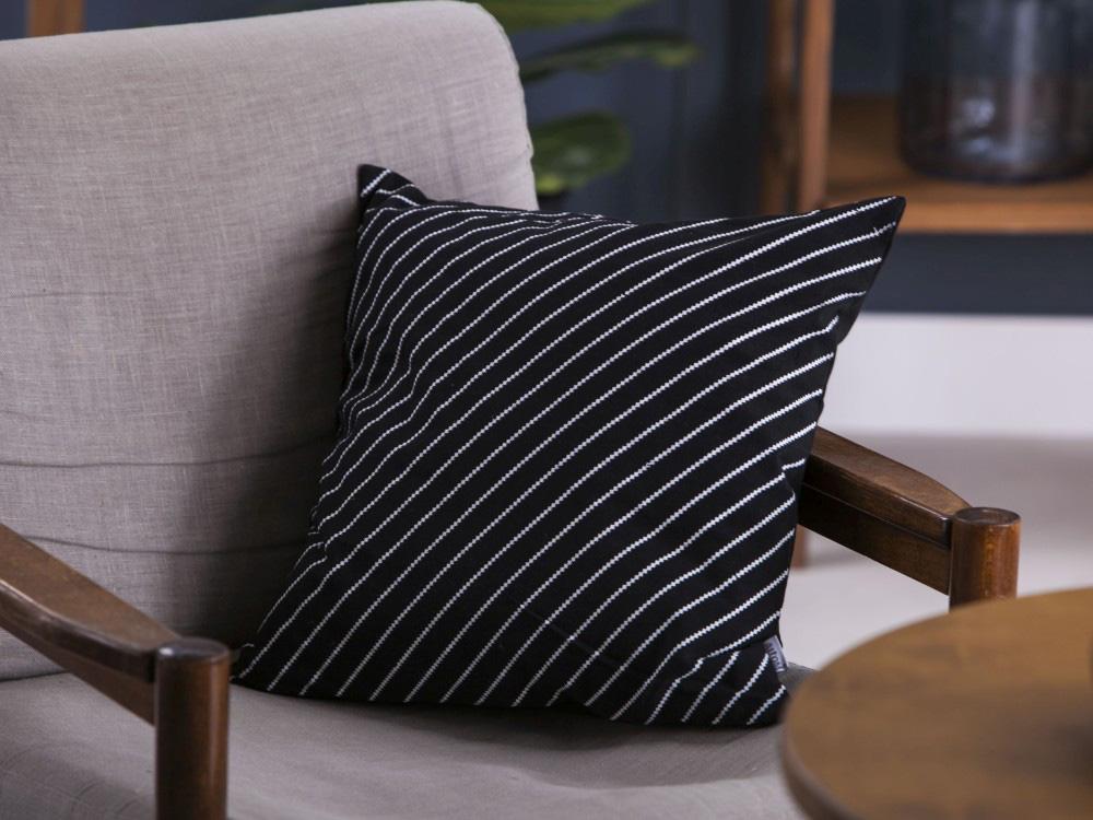 Poszewka na poduszkę Altom Design Miłość w Kratkę dek. III 40x40 cm