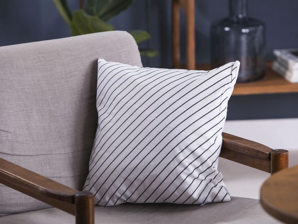 Poszewka na poduszkę Altom Design Miłość w Kratkę dek. IV 40x40 cm