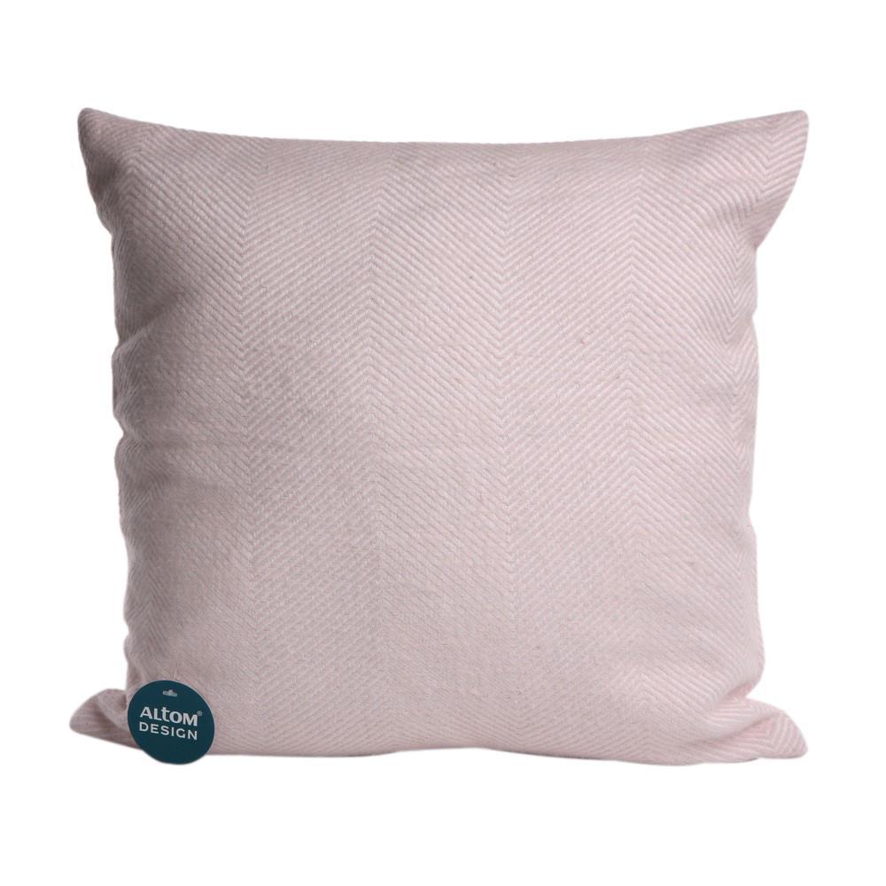 Poszewka na poduszkę dekoracyjna Altom Design Róż 40x40 cm