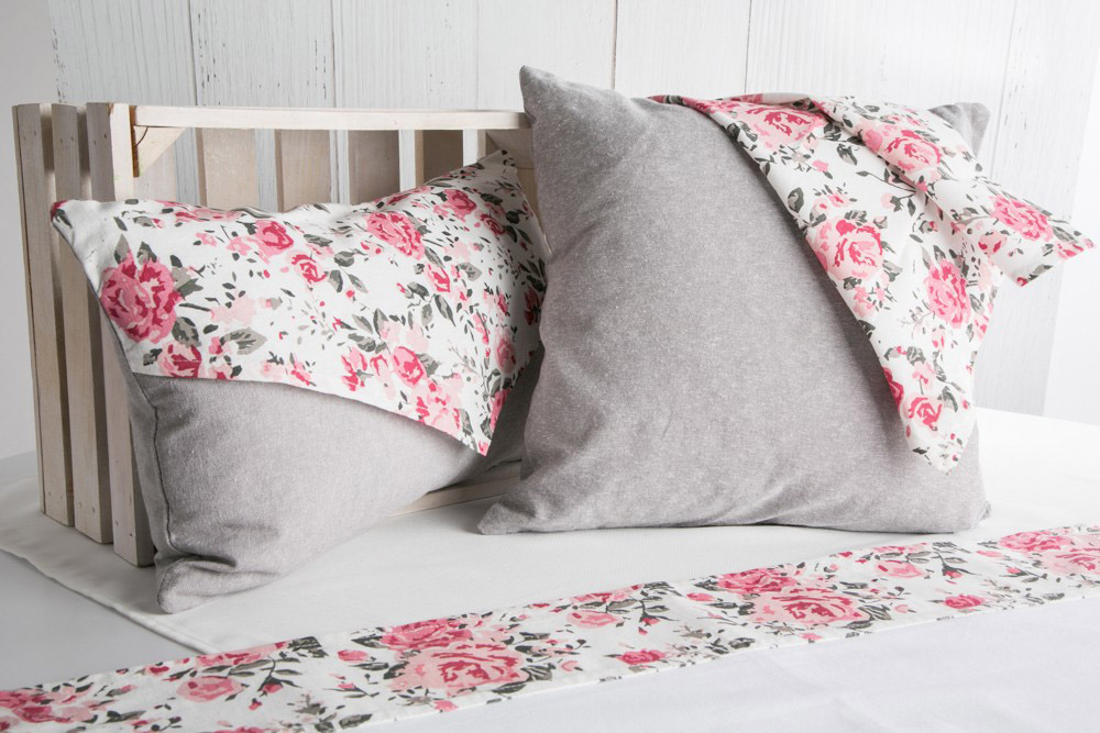 Poszewka na poduszkę dekoracyjna Altom Design Prowansja 30x50 cm