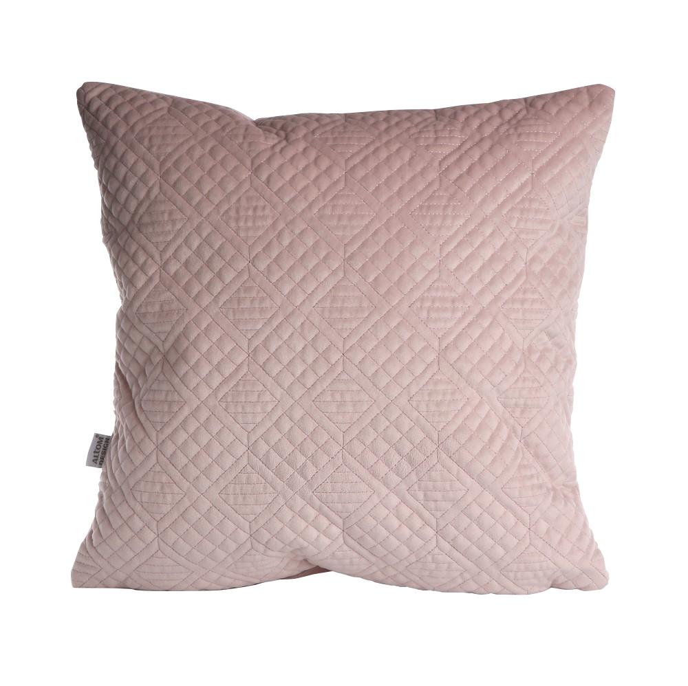 Poszewka na poduszkę dekoracyjna Altom Design Pikowane romby 40x40 cm