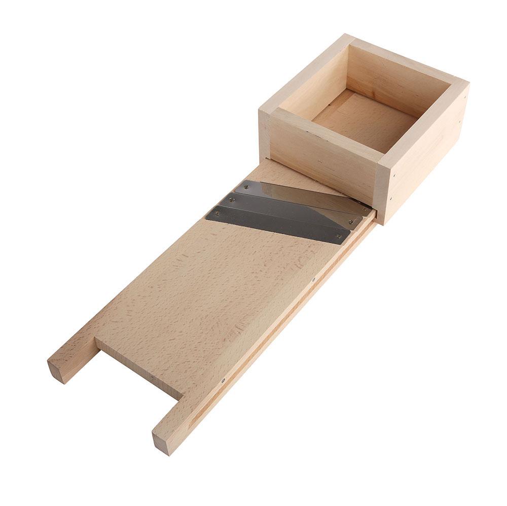 Szatkownica szufladkowa drewniana Altom Design 58 cm