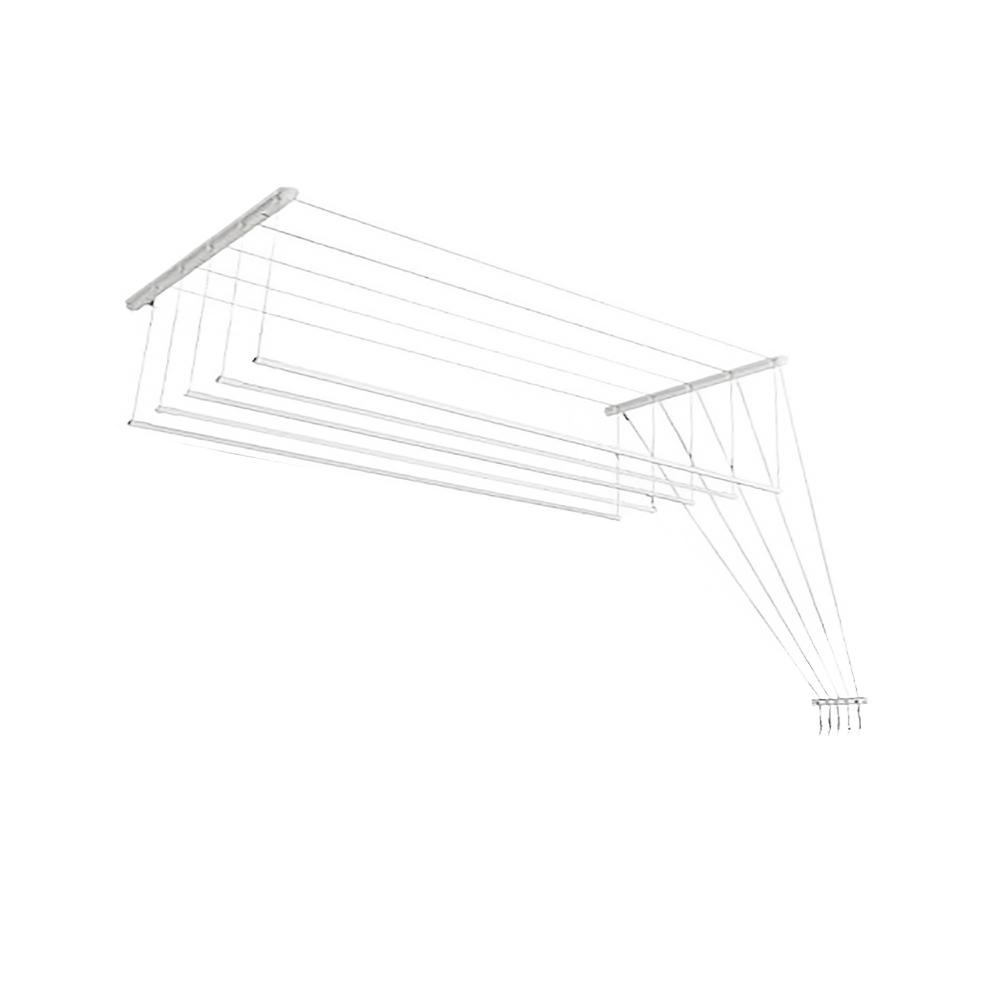 Suszarka na pranie łazienkowa (sufitowa) SNB 1,6 m