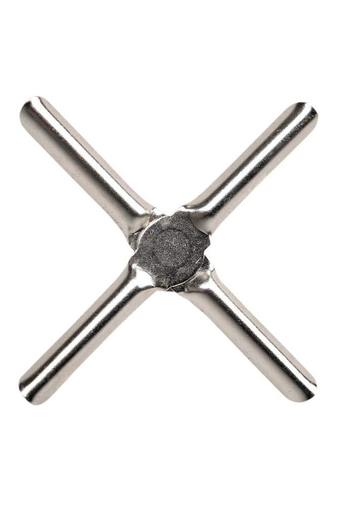 Krzyżak na palnik metalowy Primpol