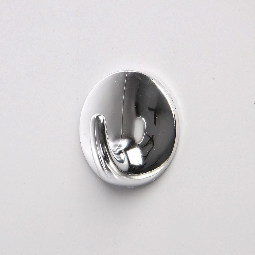 Haczyk / Wieszak metalizowany okrągły 3,5 cm
