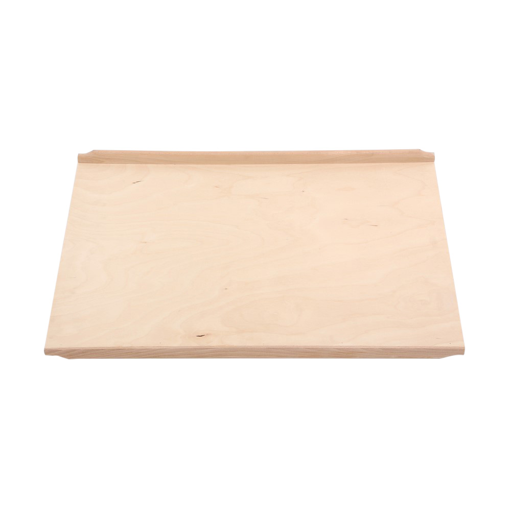 Two-sided pastry board large 77x51cm