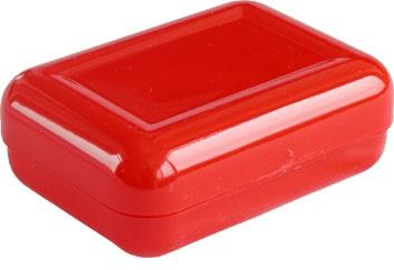 Mydelniczka w formie pudełka