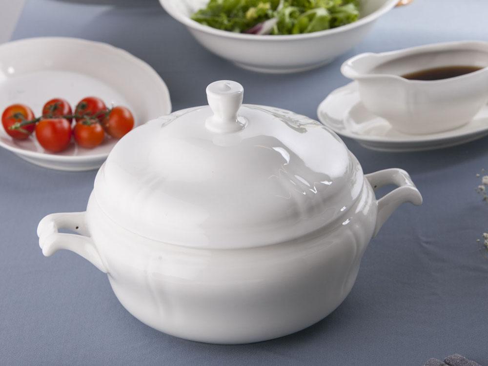 Waza do zupy porcelanowa Karolina Castel 3 L