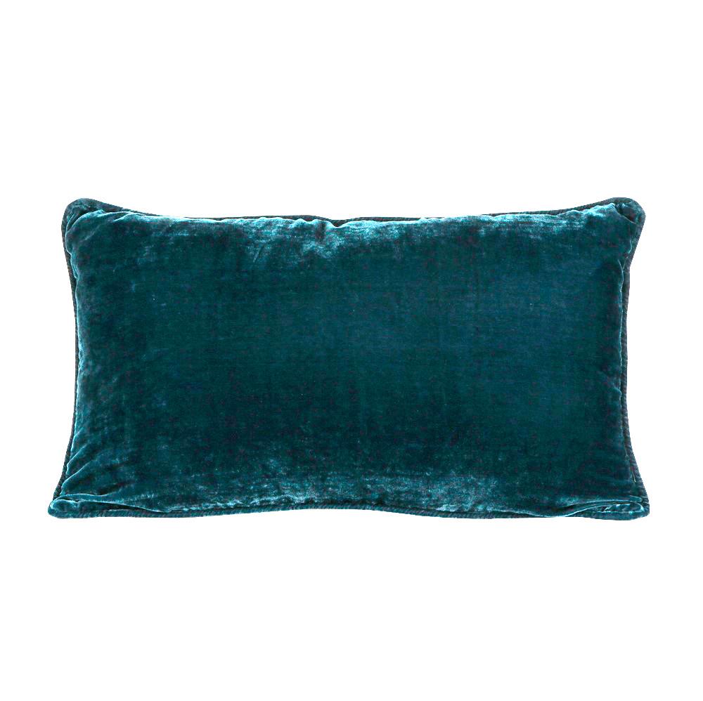 poszewka dekoracyjna Velvet Blue 30X50 <h3>+ WYPEŁNIENIE ZA 1 GR!</h3> BZ