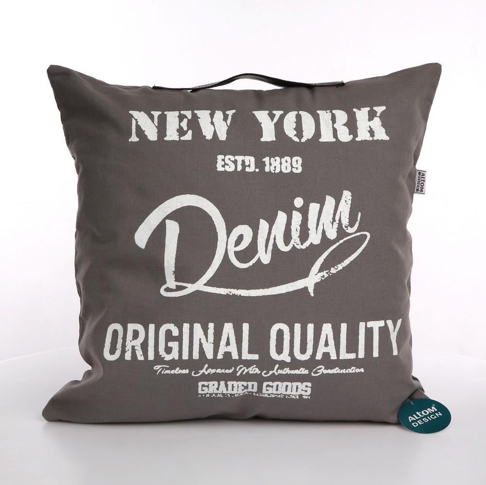poszewka dekoracyjna New York I 40X40 <h3>+ WYPEŁNIENIE ZA 1 GR!</h3> BZ